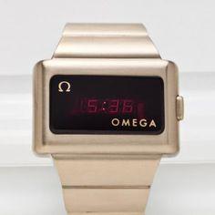 1974 Kojak Omega Time Computer