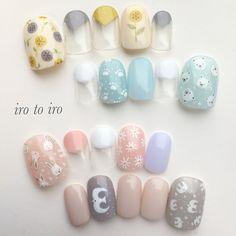 ・ ・ 12月限定 New Campaign nail design♡ →¥10,000 ・ 8種類のデザインから4本お選びください★ 他の指はフレンチ、単色塗り 組合わせは自由です♪ ・ 色変えOK◎ ・ デザイン組合わせサンプルは2枚目のお写真をご覧ください☃️ ・ ぜひお待ちしております🎄 よろしくお願いします☺️ ・ ◯ナチュラルアカウント→@irotoiro.ikue ◯手描きアカウント→@irotoiro.nail.sp ◯お客様ネイル♡→@ikue.nail ・ #手描きネイル#冬ネイル#鳥ネイル#うさぎネイル#雪ネイル#ショートネイル#ウィンターネイル#winternails#大人ネイル#グレーネイル#クリスマスネイル#シンプルネイル#Christmasnails#ネイル#ネイルサロン#nailartdesigns#動物ネイル#ネイルアート#ジェル#ジェルネイル#ネイルデザイン#北欧ネイル#北欧#しろくまネイル#ナチュラルネイル#手描きアート#japanesenailart#手書きネイル#instanails#くまネイル Purple Nail Designs, Cool Nail Designs, Minimalist Nails, Gel Nail Art, Nail Manicure, Cute Nails, Pretty Nails, Korean Nail Art, Gel Nagel Design