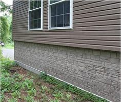 1000 Images About Home Renovation Siding On Pinterest Exterior Siding Stone Veneer And