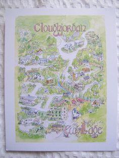 Landscape Architecture, Ireland, Content, Map, Location Map, Irish, Maps, Landscape Design, Landscape Art