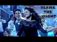 ENJOY Blame the night disco song from the movie Holiday