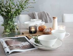 Kitchen Styling, Brunch, Table Settings, House, Home Decor, Decoration Home, Home, Room Decor, Place Settings