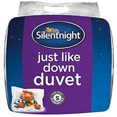 13.5 Tog Single Slumberdown Feels Like Down Duvet