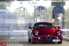 [Shooting] Alfa Romeo 8C Rosso Competizione