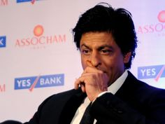 Shah Rukh Khan spotted at an event for ASSOCHAM (Associated Chambers of Commerce and Industry of India) coffee table book in Mumbai on November 23, 2015.  (AFP)