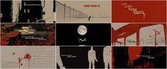 Good synopsis: The Graphic Art Of Film Title Design Throughout Cinema History #27. Kiss Kiss Bang Bang 2005