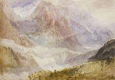 Monte Rosa (or the Mythen, near Schwytz)