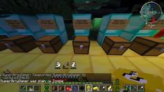 Minecraft: popularmmos LUCKY BLOCK SCAVENGER HUNT GAME Custom Mod Challe...