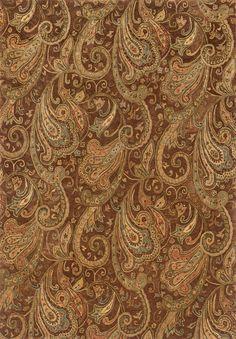 Huntley 19102 Brown/ Gold Rug