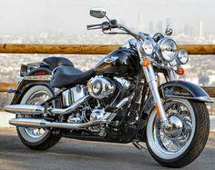 Harley Davidson 1690 SOFTAIL DELUXE FLSTN 2015 Fiche moto