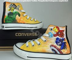 e26828429556 52 Best Hand painted Converse images