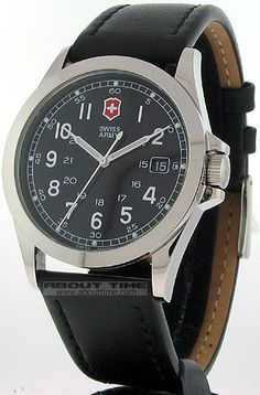 Swiss Army Infantry Watch  24653
