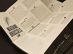 Madame Brussels Lane Visual Identity | Award-winning logo design by Studio Alto #logo #award #winning #design #identity #graphicdesign #black #white #typography #illustration #melbourne #studio