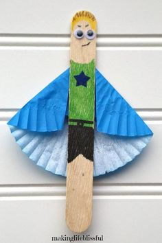 Items similar to DIY Superhero Craft Kit for Kids (set of on Etsy DIY Superhero Craft Kit for Kids Popsicle Stick Craft Kit Popsicle Stick Crafts For Kids, Craft Kits For Kids, Summer Crafts For Kids, Fathers Day Crafts, Easy Crafts For Kids, Craft Stick Crafts, Toddler Crafts, Gifts For Kids, Children Crafts