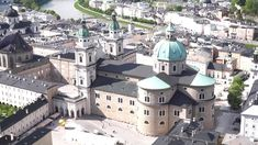 Salzburg, Schloss Mirabell, Festung Hohensalzburg, Mozarthaus Salzburg, Videos, Mansions, Lifestyle, House Styles, Youtube, Beauty, History, La Mode