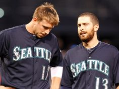 Justin Smoak | Dustin Ackley Two of my three favorite southern boys