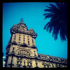 Palacio Salvo - Montevideo