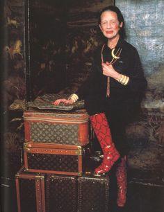 Diana Vreeland #iconic