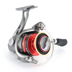 Bobing GIHSC Aluminum Alloy Spinning Spool Wheel Fishing Reel For Freshwater / 2000 – The Sports Outlet Saltwater Reels, Fishing Times, Fishing Charters, Fishing Reels, Goods And Service Tax, Aluminium Alloy, Fresh Water, Spinning, Gears