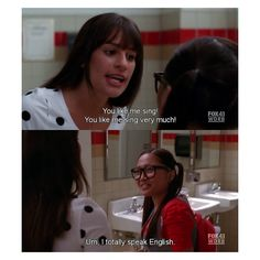 glee | Tumblr ❤ liked on Polyvore
