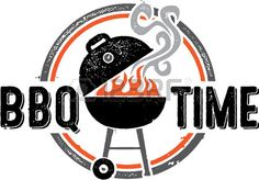 Find Barbecue Bbq Time Vintage Graphic stock images in HD and millions of other royalty-free stock photos, illustrations and vectors in the Shutterstock collection. Resturant Logo, Grill Logo, Kitchen Logo, Coffee Shop Logo, Teacher Signs, Grill Time, Smoke Grill, Healthy Grilling, Kitchen Prints