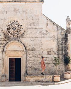 Locorotondo, chiesa della Madonna della Greca, Puglia