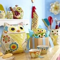 Owl-Kitchen-Decor