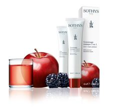 Sothys Apple & Blackberry Fall/Winter Seasonal Products