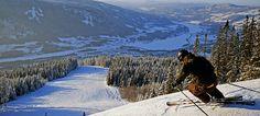Hafjell Alpine Centre is part of Lillehammer Ski Resort, Norway - Photo: Esben Haakenstad