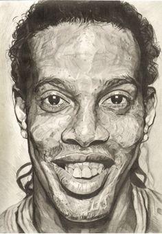 Ronaldinho Gaucho na Behance