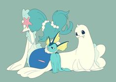 Pokemon Primarina, Pokemon Fairy, Pokemon Eeveelutions, First Pokemon, Eevee Evolutions, Pokemon Ships, Pokemon Special, Pokemon Comics, Cool Pokemon