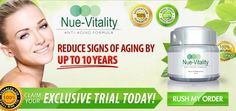 Nue Vitality is a proven #skincare solution. This product works to revitalize the level of your skin #firmness and tightness. This formula works very well in the aspects of complexion revitalization, removal of #wrinkles and fine lines, smoothening of the facial skin, and revival of #skin suppleness