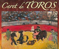 Ceret de Toros poster 2010 France, Painting, Art, Idea Paint, Art Ideas, Art Background, Painting Art, Kunst, Paintings