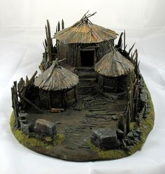 Reference material for wargaming and tabletop terrain models.