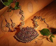 Natiyam Haaram - Gavya Gold Covering