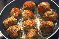 NidoCooking: Boulettes végétariennes aux lentilles vertes