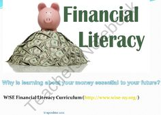 Personal Finance PowerPoint on Money and Income product from The-Social-Scientist on TeachersNotebook.com