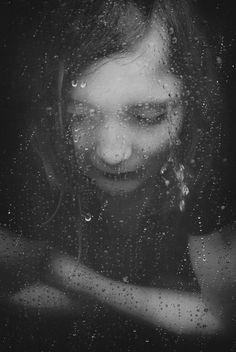 Image by Julie Skelton. Dont Leave Me, Photo Competition, Don't Speak, Finding Joy, Rainy Days, Grief, Art Photography, Faces, Portraits