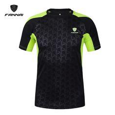 Hot shirt men soccer jerseys 2017 New Mens t-shirt sportswear quick dry sport t shirt Men's Short Sleeve men t-shirt tshirt