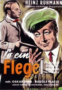 Poster zum Film: So ein Flegel. 1934