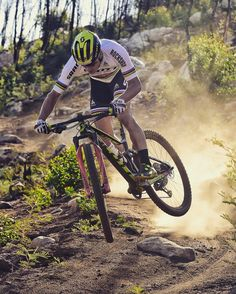 "Nino Schurter (@nschurter) on Instagram: ""Tomorrow we are heading into the 2017 season at the legendary Absa Cape Epic. Check out our Cape…"" Mountain Bike Action, Mountain Bike Reviews, Best Mountain Bikes, Mountain Biking, Downhill Bike, Mtb Bike, Bike Trails, Scott Bikes, Scott Mtb"