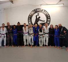 Killer Open Mat today! Thanks to those who came down for a roll! #BJJ #FactoryBJJ #BJJinManchester #BJJ