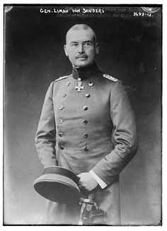 Le général Otto Liman von Sanders (1855-1929) (1910-1915, Library of Congress, Washington D.C.)