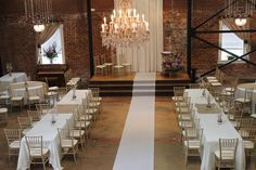 Table as optional seating for ceremony