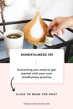 Want to get started with mindfulness? Not sure where to start? Here's are the mindfulness basics that will help you on your mindful journey. Mindfulness Practice, Mindfulness Meditation, Loving Kindness Meditation, Self Confidence Tips, Up For The Challenge, Types Of Yoga, Mindful Eating, Bettering Myself, Self Improvement Tips