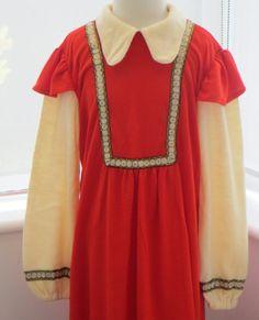 Lazy Daisy Jones a childhood dress from 1970's http://lazydaisyjones.blogspot.co.uk/