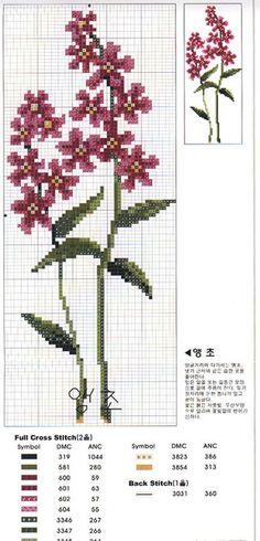 Gallery.ru / Фото #6 - 2 - irisha-ira Butterfly Flowers, Cross Stitch Flowers, Bee, Embroidery, Sewing, Crossstitch, Watch, Gallery, Furniture