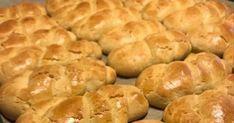 Πασχαλινά κουλουράκια πραγματικά υπέροχα !!!   Εκτέλεση συνταγή  Χτύπησα στο μίξερ 200 γραμ βούτυρο με 120 γραμ ζάχαρη και 40 γραμ ηλιέ... Cranberry Almond, Hamburger, Bread, Cookies, Food, Crack Crackers, Eten, Hamburgers, Cookie Recipes