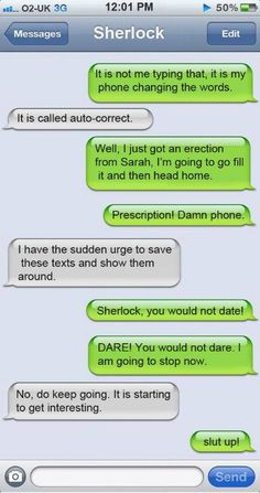 Funny Tweets between Sherlock & Watson #2 #Sherlock :))