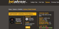 Anthony Viduka (betadvisor) Review